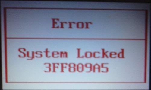 crack acer Bios Password
