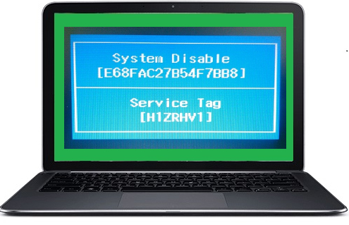 remove dell Inspiron 15 Se 7520 hdd password