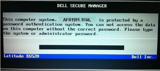 Dell 1f66 Bios Unlock Code